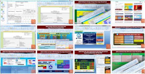 Kumlpulan Aplikasi Sekolah Lengkap Versi Terbaru 2017