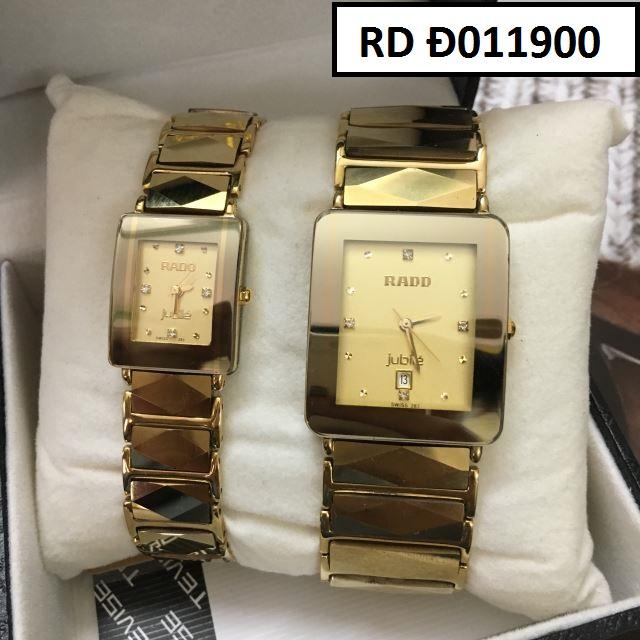 Đồng hồ cặp đôi Rado Đ011900