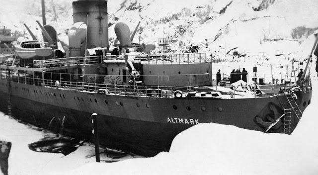 6 December 1939 worldwartwo.filminspector.com Altmark