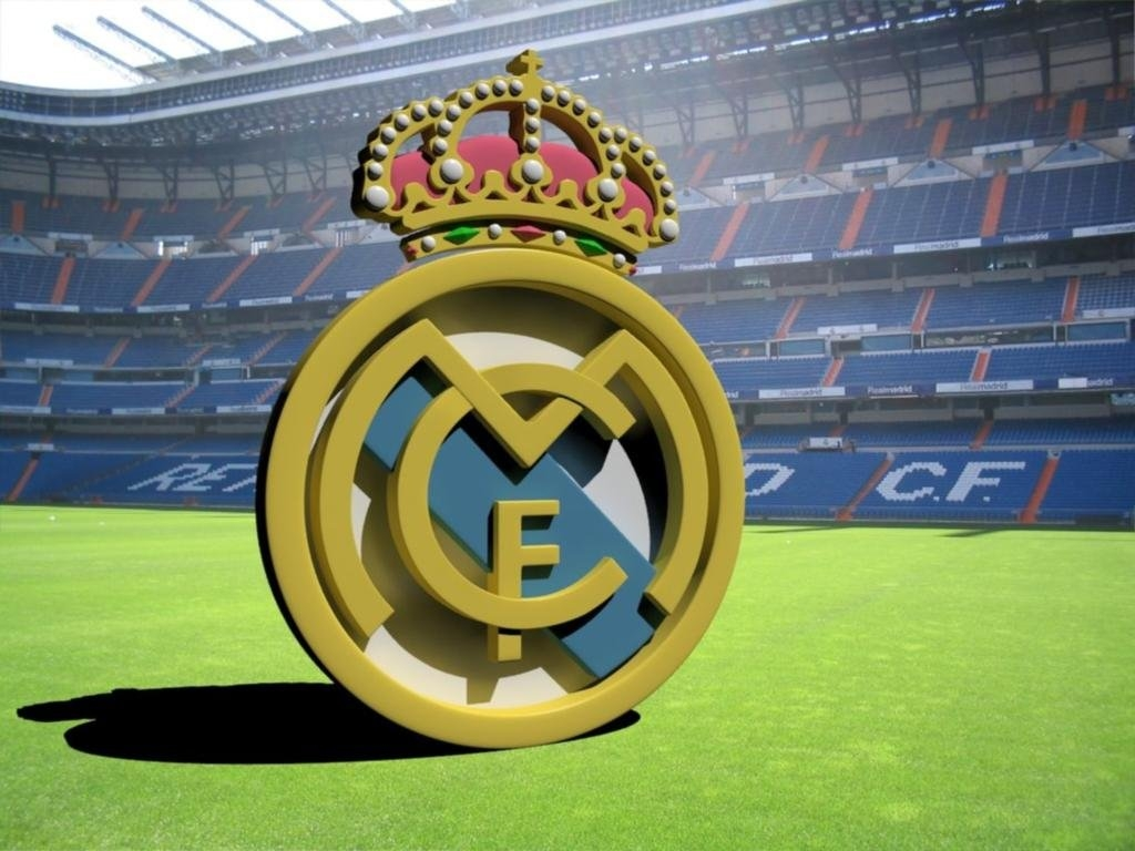 Real Madrid Logo Walpapers HD Collection Free DownloadReal Madrid