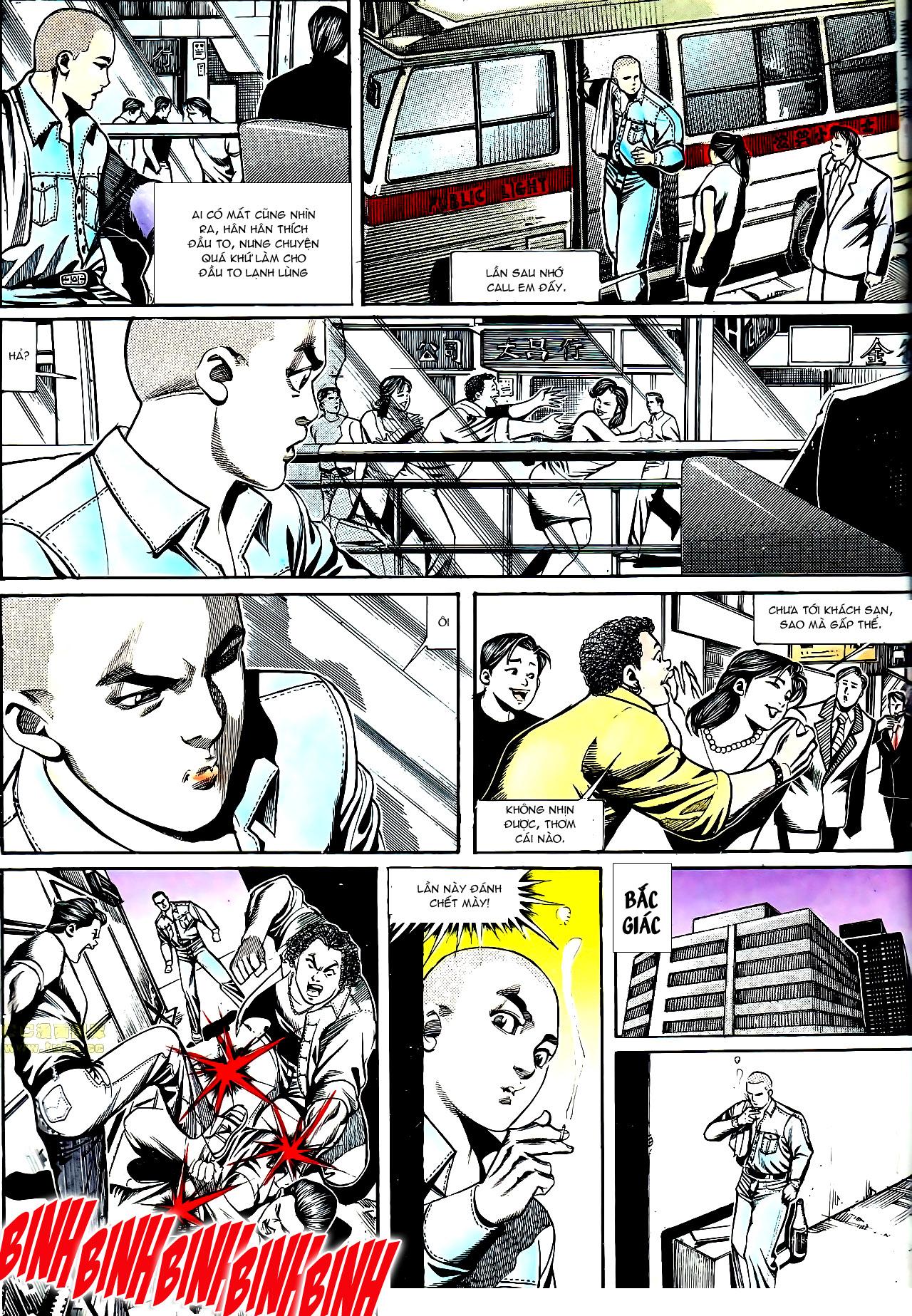 Người Trong Giang Hồ chapter 154: nam đẹp trai trang 26