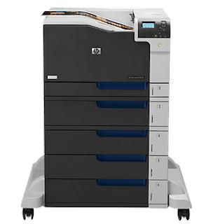 HP LaserJet Enterprise CP5525xh image