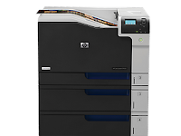 HP LaserJet Enterprise CP5525xh Printer Drivers and Review