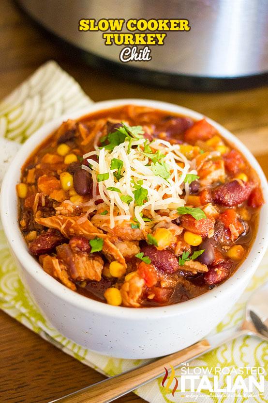 http://www.theslowroasteditalian.com/2017/12/slow-cooker-turkey-chili.html