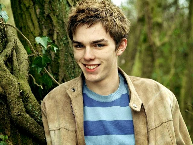 Nicholas Hoult, actor muy guapo
