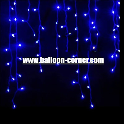 LED Curtain Lights / Lampu Tirai LED (Murah)