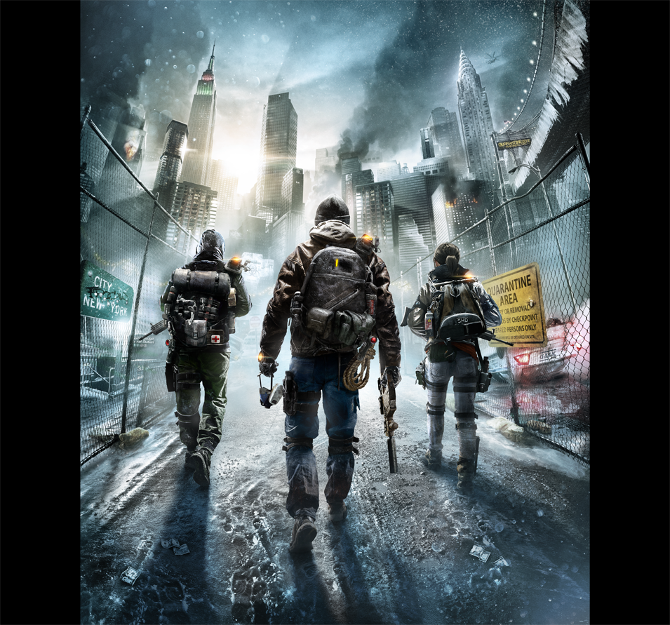 The Division Gamescom 2014 Screenshots Concept Art And Q A
