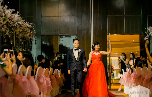 Westin KL - 5 star wedding KL