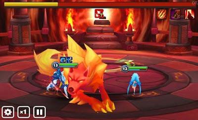download summoners war sky arena mod