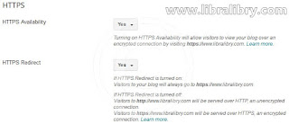 Cara Mengaktifkan HTTPS Pada Blog Domain TLD