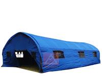 Tenda Oval BNPB 6x12x3