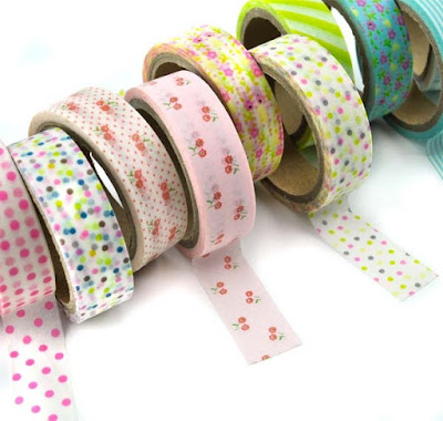 washi tape at CoolPencilCase.com