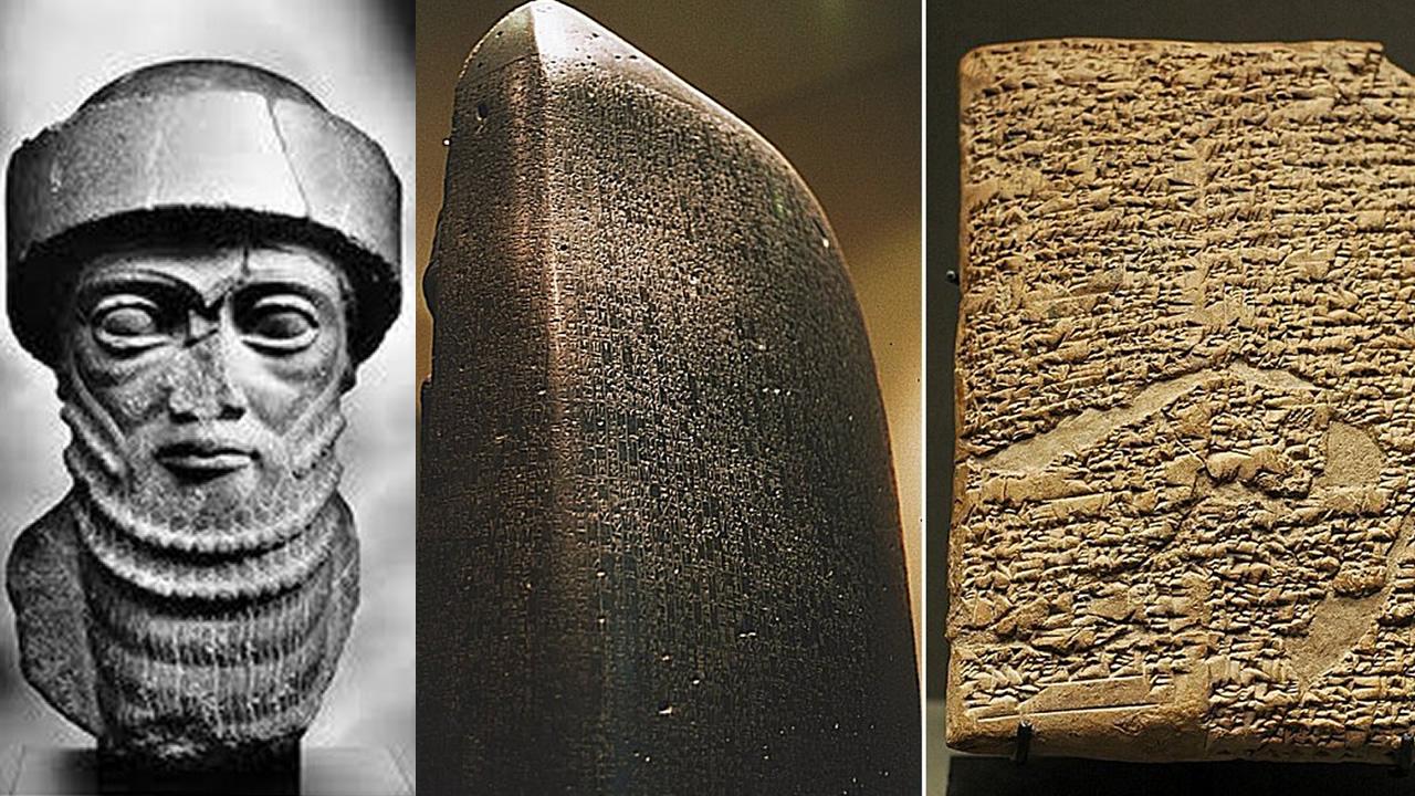 Hammurabi: Gran Rey de Babilonia y su Código de Justicia
