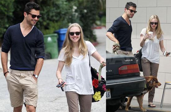 Amanda Seyfried Boyfriend Dominic Cooper Images/Photos 2011