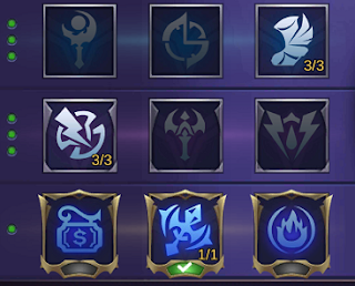 Custom Magical Emblem - Mobile Legends