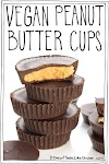 Vegan Peanut Butter Cups - Top Recipes On The Internet