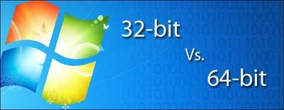 Perbedaan Windows 32 dan 64 bit - Cara Mempercepat Performa Komputer