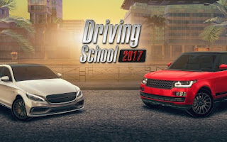 Download Driving School 2017 Mod Unlimited Money