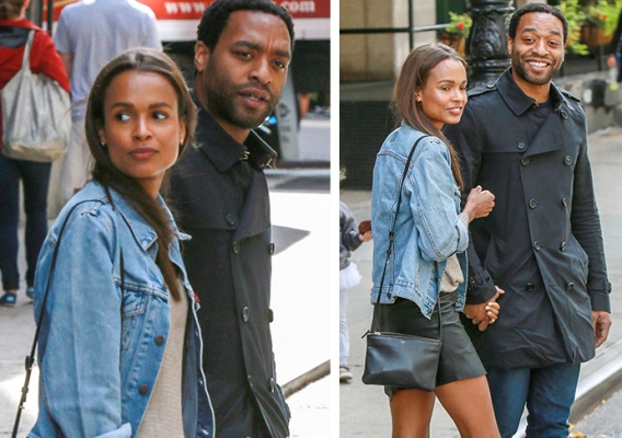 Chiwetel Ejiofor new girlfriend,