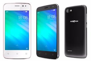 Daftar Harga HP Android Advan All Type dari harga dibawah satu jutaan samapai dengan harga termahal 3jutaan