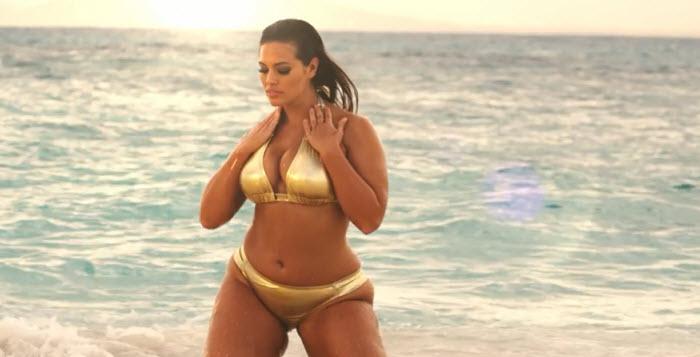 habit de salope pute en bikini