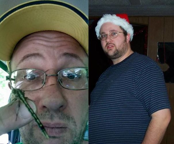 10+ Before-And-After Pics Show What Happens When You Stop Drinking - 10 Years Sober