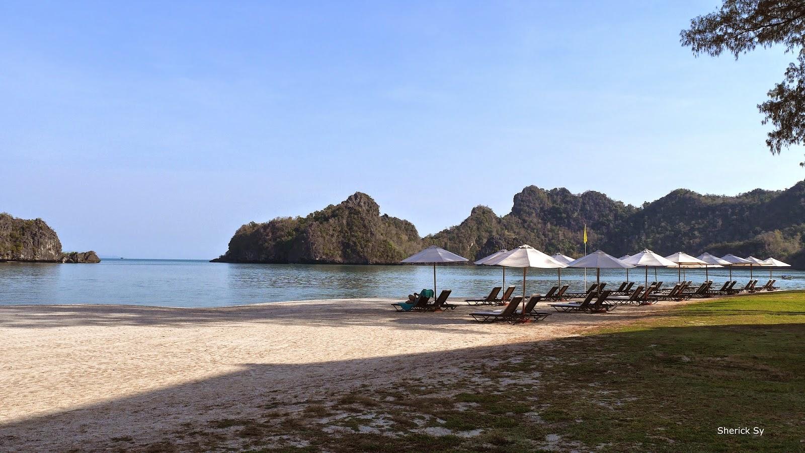 Summer in Tanjung Rhu Resort, Langkawi, Malaysia