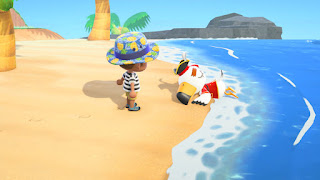 Dive into Summer Fun With New Updates to Animal Crossing: New Horizons