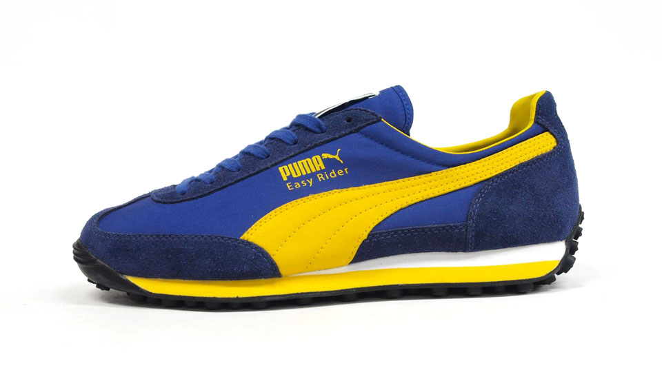 ec1009225d6 canada puma easy rider blue yellow b8de5 a1f03
