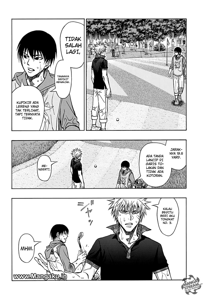 Robot x Laserbeam Chapter 59-5