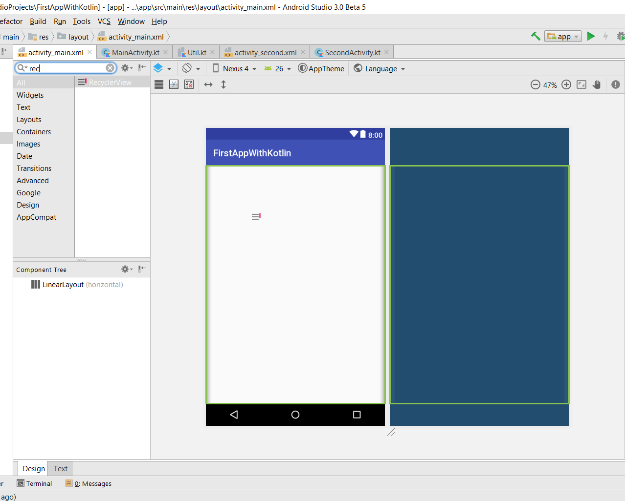 Android Recycler View Example with Kotlin ~ Android Tech Point