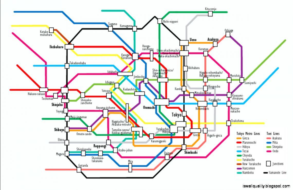 Tokyo Subway Map Hd.Tokyo Subway Map Wallpaper Hd Wallpapers Quality