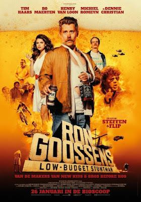 Ron Goossens Low Budget Stuntman 2017 Custom HD Latino 5.1