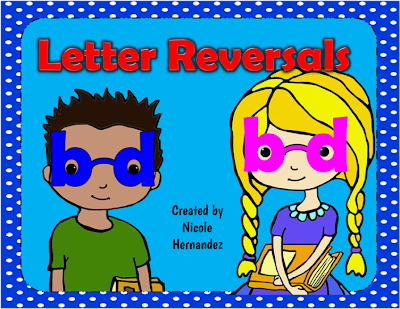 http://www.teacherspayteachers.com/Product/Letter-Reversals-b-and-d-Printables-986447
