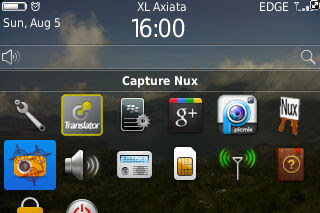 Capture Nux Aplikasi BB Capture Screen Terbaik