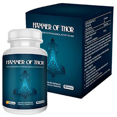 Hammer Of Thor Capsule In Gujranwala