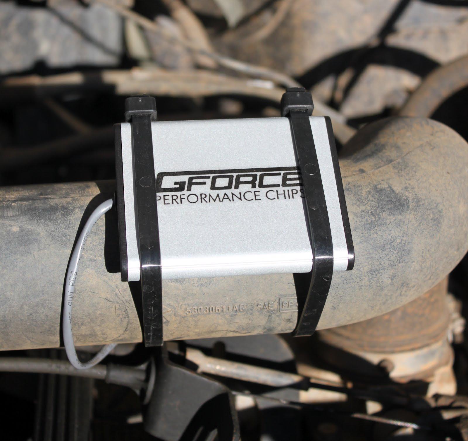Gforce Performance Chips Photos