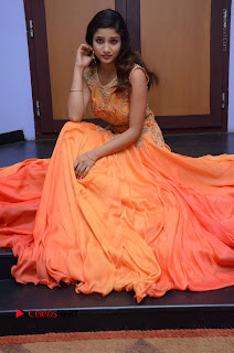 Telugu Actress Aarti Stills in Long Dress at Plus One ( 1) Audio Launch  0086.jpg