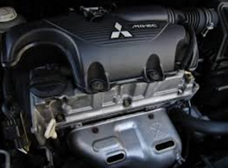 Mesin Mitsubishi XM Concept