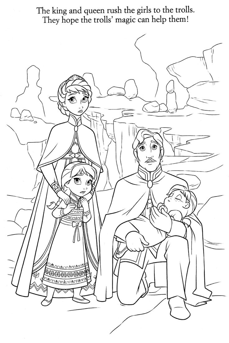Best 15 Frozen Coloring Pages For Girls Design Coloring