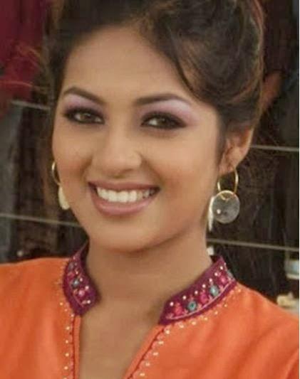 Bangladesh Sexy  Hot Popular Model Girl Monalisa - Funny -8190