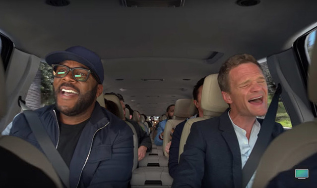Carpool Karaoke reruns for free in TV app