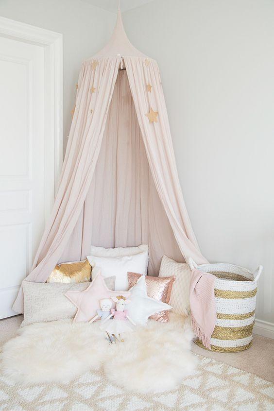 Girlystan: Idées déco pour chambre bébé fille