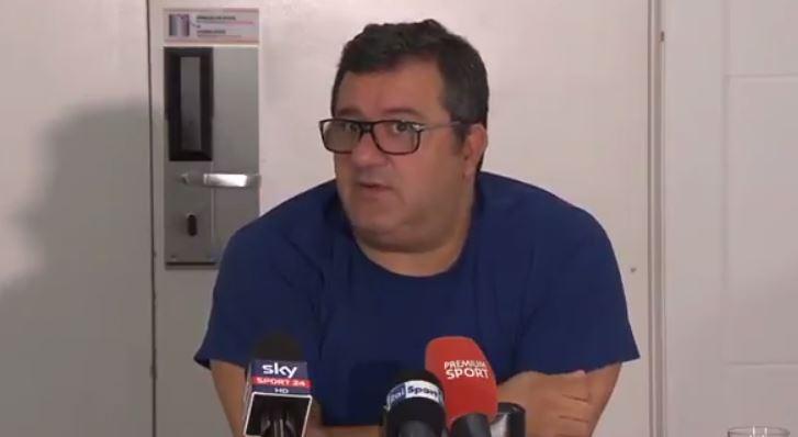 Le parole di Mino Raiola sul caso Donnarumma e il mancato rinnovo con il Milan