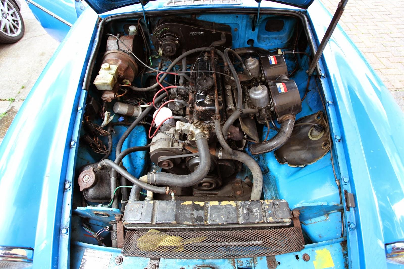 MGB GT 1979 Restoration