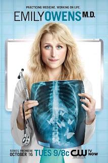 CW Emily Owens MD Poster Download   Emily Owens, M.D. S01E06   HDTV + RMVB Legendado