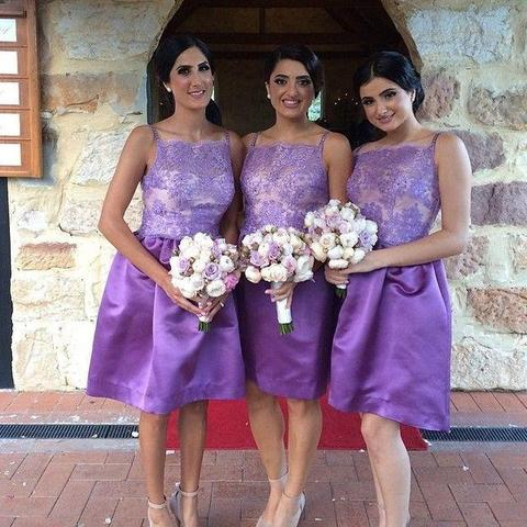 Good Bye Clone like Dresses: Rock Free Style Bridesmaid Dresses 2