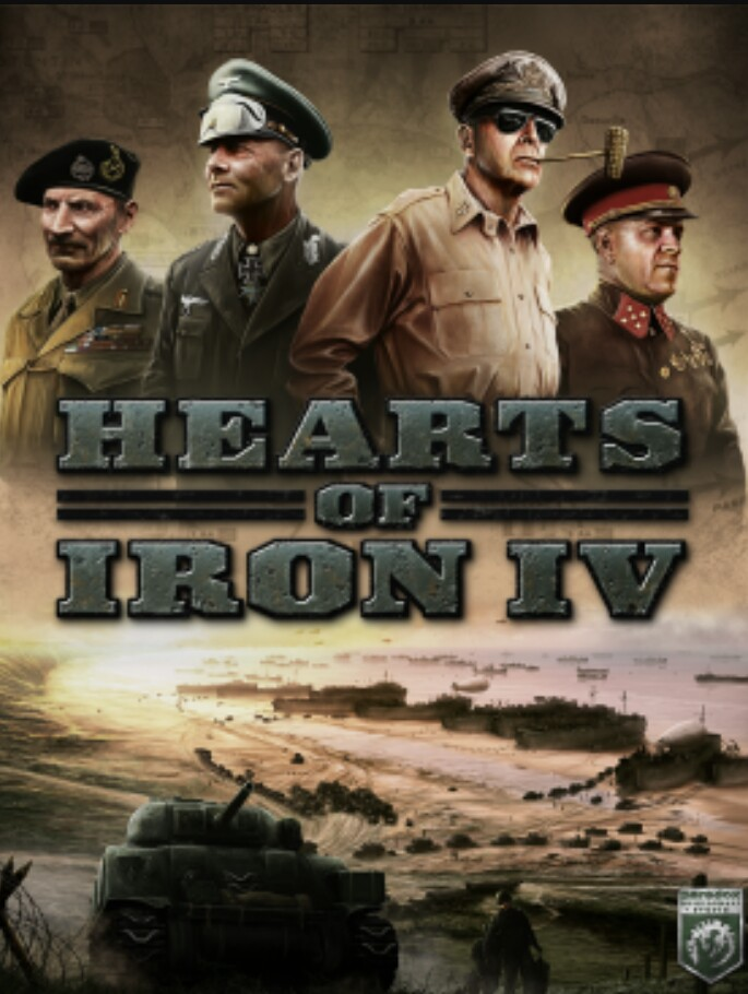 hearts of iron iv multiactivated - Hearts of Iron IV Mac