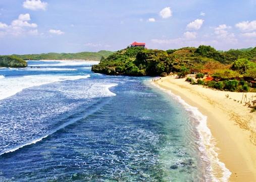 Pesona Keindahan Wisata Pantai Kukup Di Tanjungsari Gunung Kidul Yogyakarta Ihategreenjello