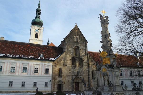 wienerwald heiligenkreuz abbaye